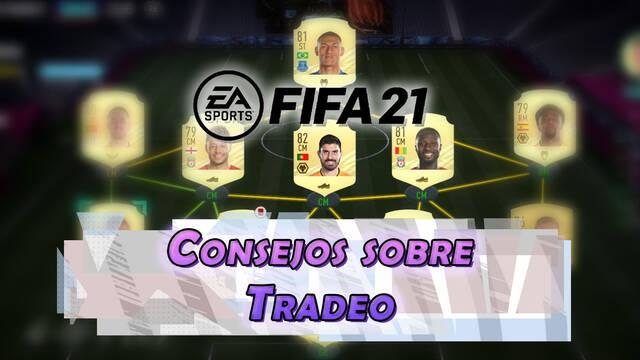 Tradeo en FIFA 21: recomendaciones generales