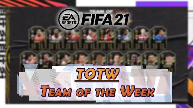TOTW en FIFA 21: qué es y cuándo sale uno nuevo