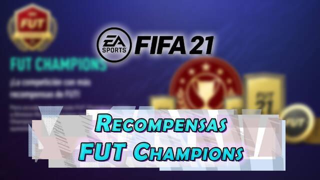 FIFA 21: Recompensas de FUT Champions y cuándo se consiguen