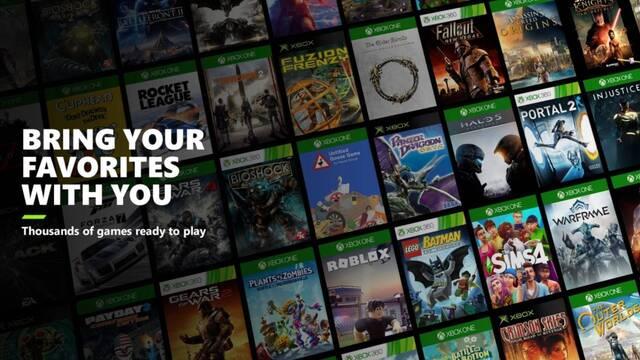 Así mejorará la retrocompatibilidad de Xbox Series X/S los juegos de anteriores generaciones.