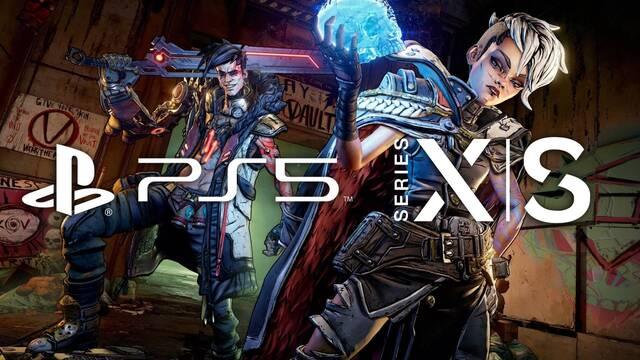 Borderlands 3 llegará de lanzamiento a PS5, Xbox Series X y Xbox Series S.