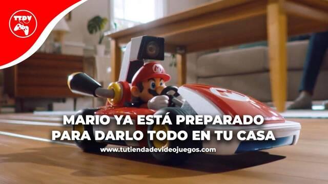 TTDV abre las reservas de Mario Kart Live: Home Circuit.