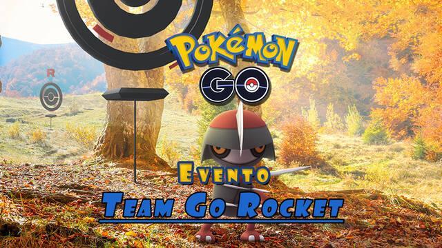 Pokémon Go arranca evento del Team GO Rocket; nuevos Huevos de 12km y más