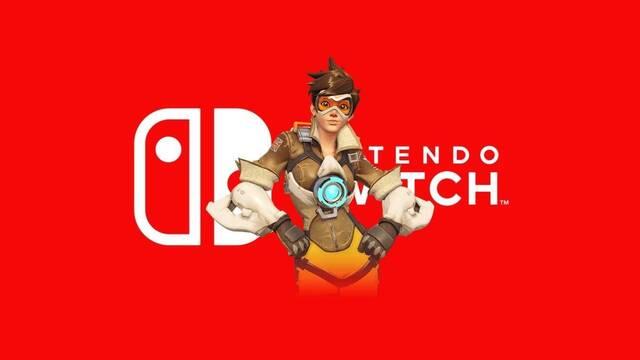 Overwatch y Nintendo Switch Online
