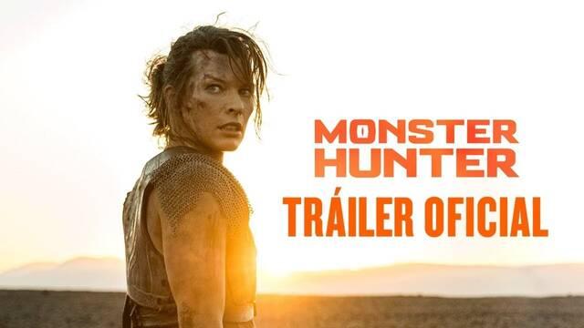 Primer tráiler de la película de Monster Hunter y fecha de estreno en España.