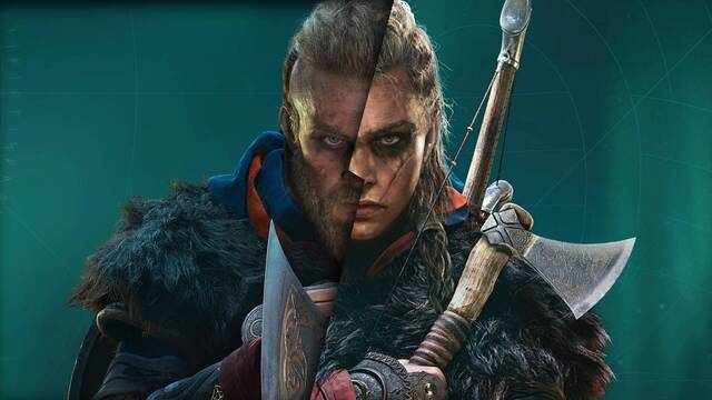 Assassin's Creed Valhalla permitirá jugar con las dos versiones de Eivor a la vez y aleatoriamente.