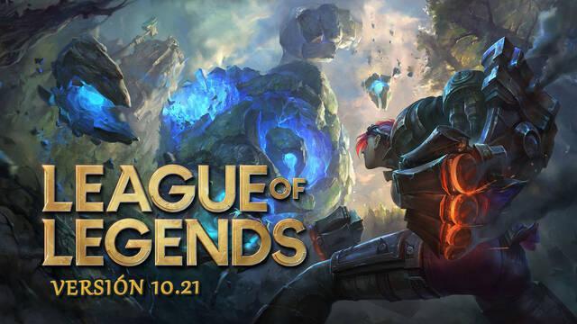 League of Legends v10.21: Aspectos de Halloween y nuevos ajustes ligeros