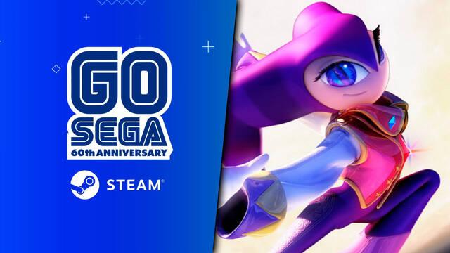 Sega 60 aniversario Nights into Dreams gratis Steam