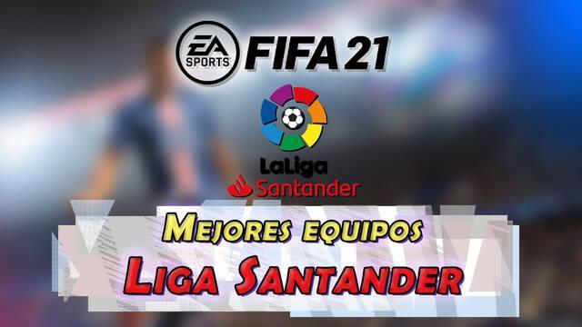 FUT FIFA 21: El mejor equipo barato pero chetado para la Liga Santander