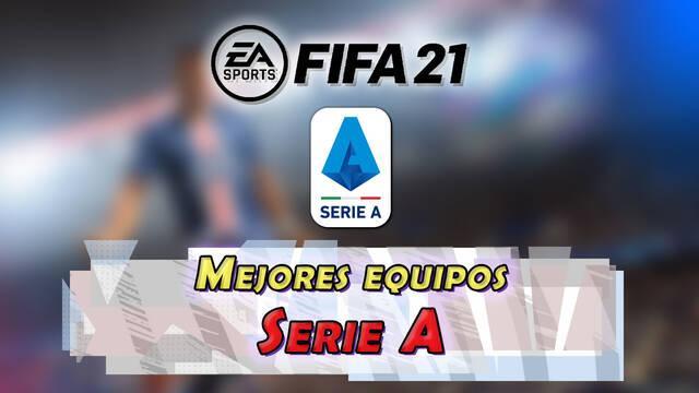 FUT FIFA 21: El mejor equipo barato pero chetado para la Serie A