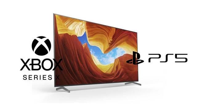 Sony actualiza sus televisores para PS5