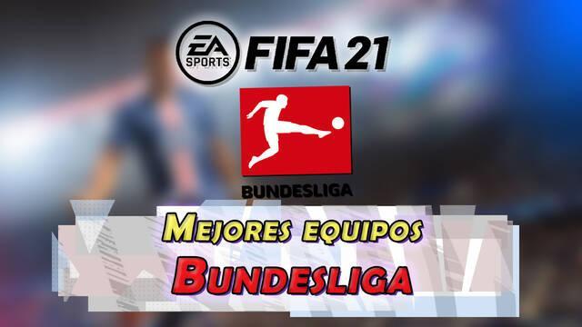 FUT FIFA 21: El mejor equipo barato pero chetado para la Bundesliga