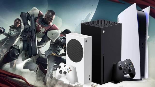 Destiny 2 llegará a PS5, Xbox Series X y Xbox Series S el 8 de diciembre.