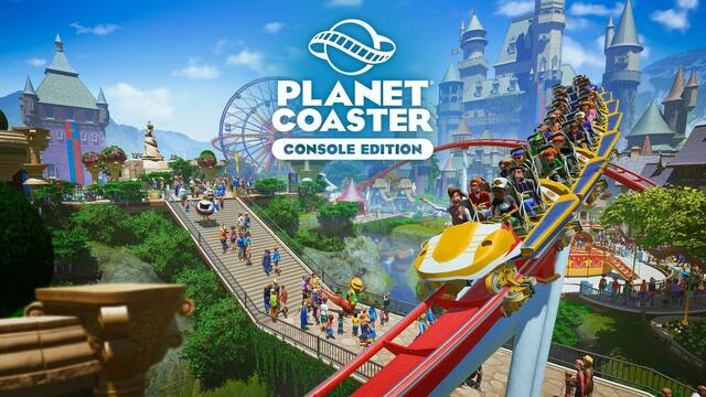 Fecha de lanzamiento de Planet Coaster: Console Edition.