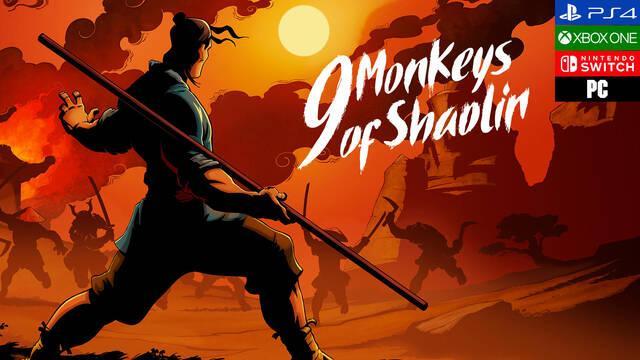 9 Monkeys of Shaolin