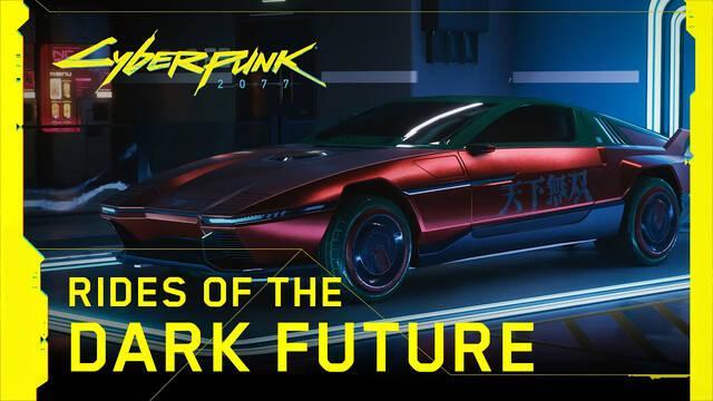 Nuevo Night City Wire de Cyberpunk 2077.