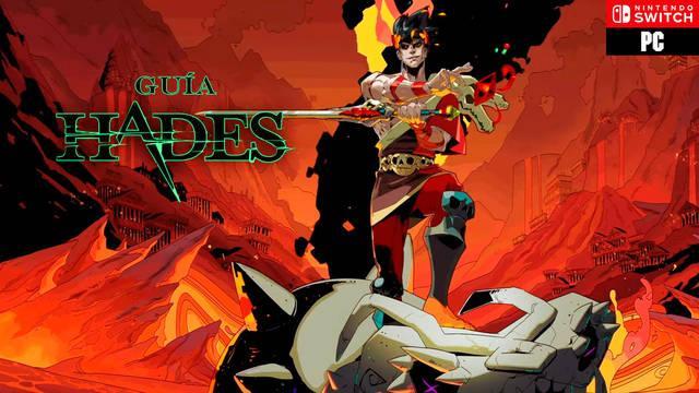 Guía Hades, trucos, consejos y secretos