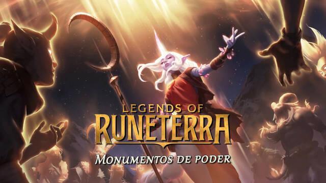 Legends of Runeterra estrena la expansión Monumentos de poder; todos los detalles