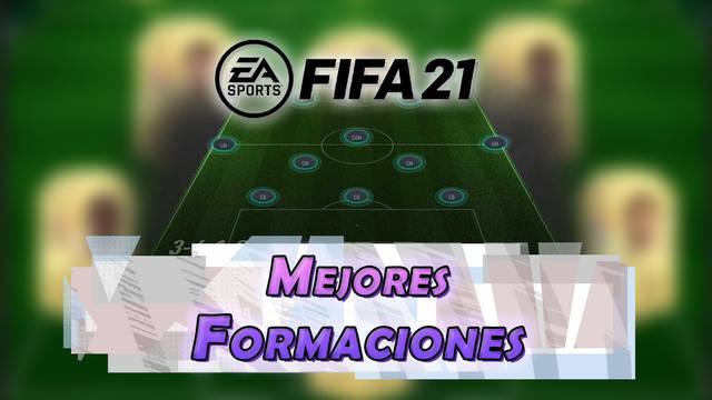 FIFA 21: Las 5 mejores formaciones y tácticas para ganar partidos en FUT