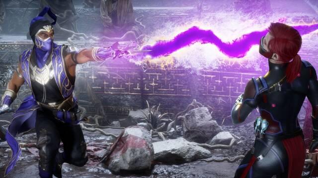 Rain, de Mortal Kombat 11, se muestra en su primer tráiler gameplay.