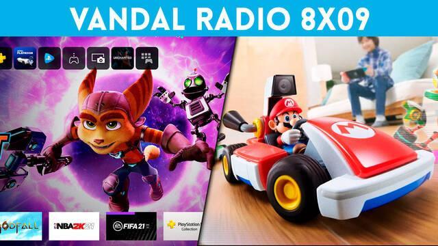 Vandal Radio 8x09 interfaz ps5