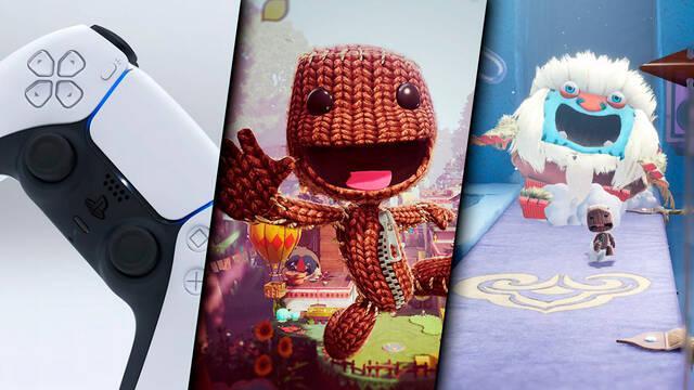 Sackboy: Una aventura a lo grande las 5 claves PS5