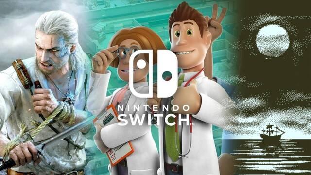 Ofertas semanales en Switch.