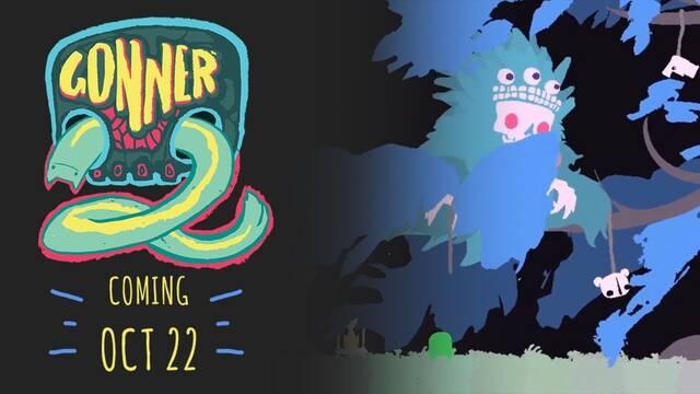 GoNNER 2 ya tiene fecha de lanzamiento en Switch, Xbox One y PC.
