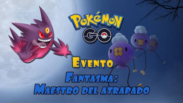 Pokémon Go anuncia un nuevo evento Fantasma con Megaenergía de Gengar