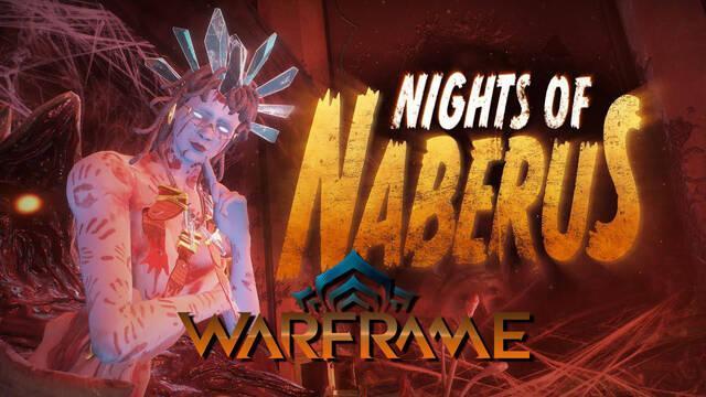 Warframe se actualiza con las Noches de Naberus, el evento de Halloween 2020