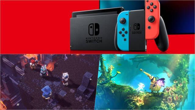 juegos xbox switch