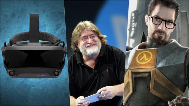 Half-life 3 gabe newell alyx valve realidad virtual