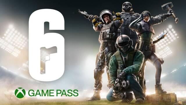 Rainbow Six Siege llegará a Xbox Game Pass el 22 de octubre.