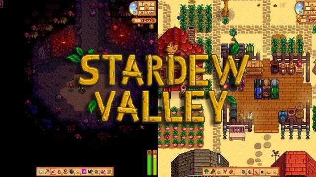 Así es el modo cooperativo local que llegará a Stardew Valley.