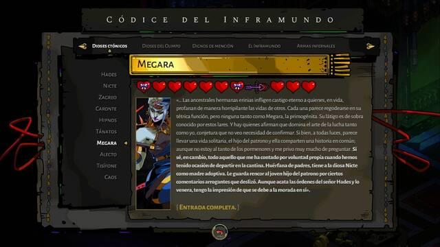 Megara y cómo derrotarla en Hades