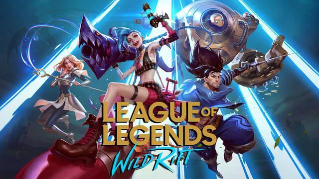 League of Legends: Wild Rift fecha su beta abierta regional y novedades