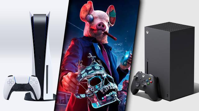 Watch Dogs Legion 4K y 30 fps en PS5 y Xbox Series X