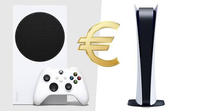 PS5 Xbox Series X/S precio juegos