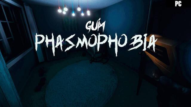 Guía Phasmophobia, trucos, consejos y secretos