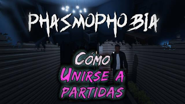 Phasmophobia: Cómo jugar con amigos y unirse a partidas (privadas y públicas)