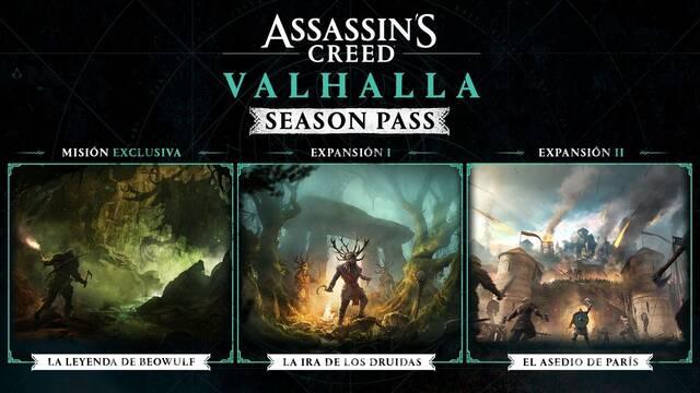 Assassin's Creed Valhalla desvela sus planes poslanzamiento.