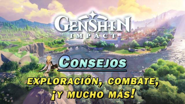 Genshin Impact: Guía de MEJORES consejos generales para principiantes