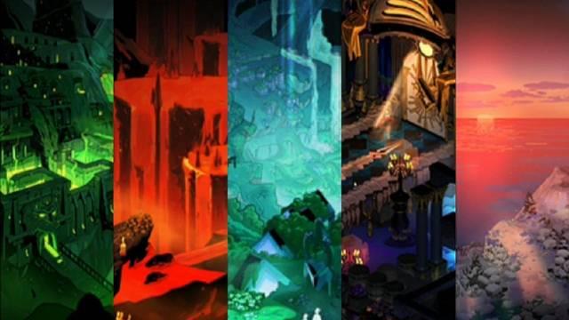 Zonas en Hades: características, jefes, trampas, etc