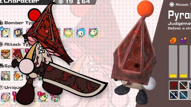 Sam Barlow y Masahiro Ito se ríen del Pyramid Head de Super Bomberman R.