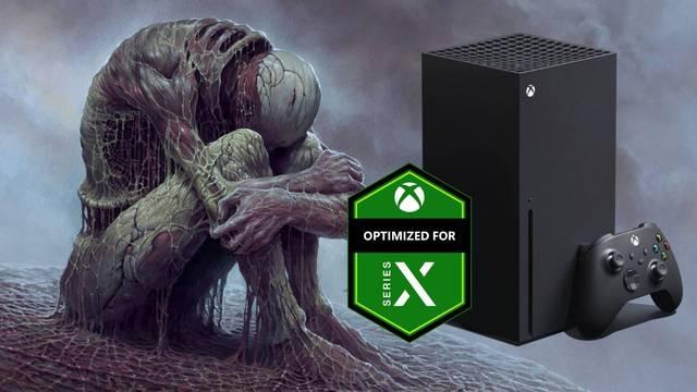 Scorn se muestra funcionando a 4K en Xbox Series X.