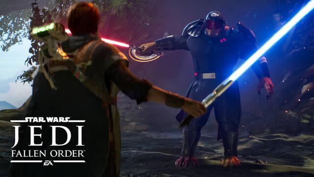 Star Wars Jedi: Fallen Order podría actualizarse con nuevo contenido.