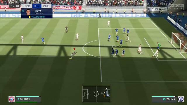 Golazo en FIFA 21