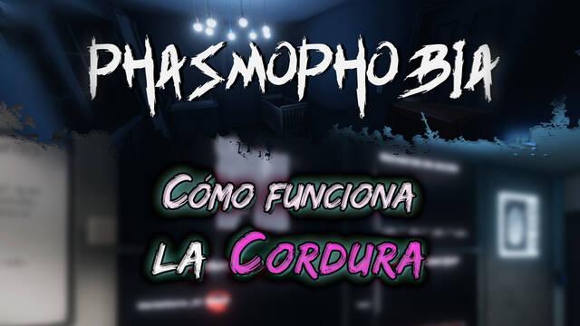 Phasmophobia: Efectos de la cordura, cómo aumentarla y porqué desciende
