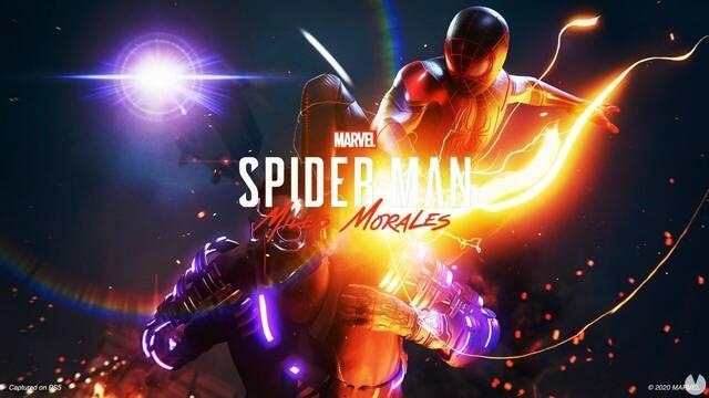 Spider-Man Miles Morales y su combate