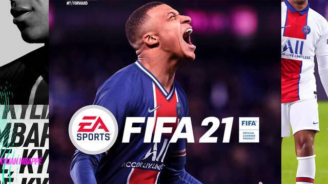 FIFA 21 ventas en españa octubre 2020